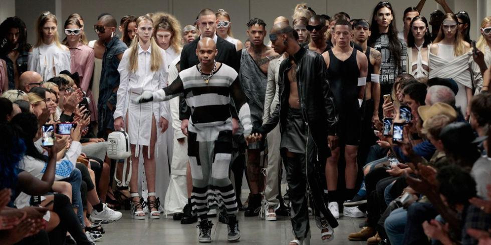 Hood by Air Rehat Sejenak dari Dunia Fashion