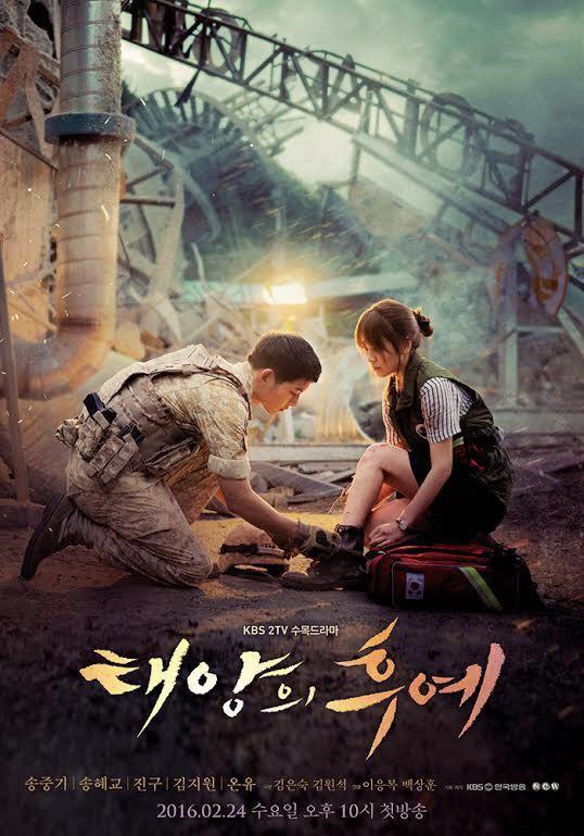 11 Alasan Menonton Drama Korea Descendants of the Sun
