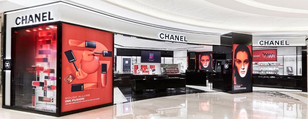 Chanel Beauty dan Fragrance Hadir Perdana di Surabaya