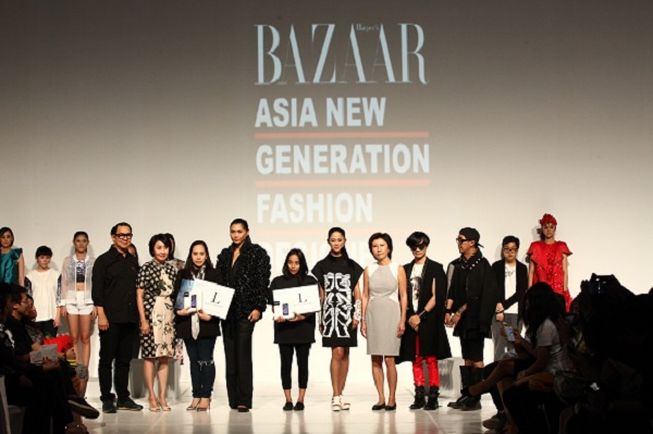 The Grand Finalists of ANGFDA 2014