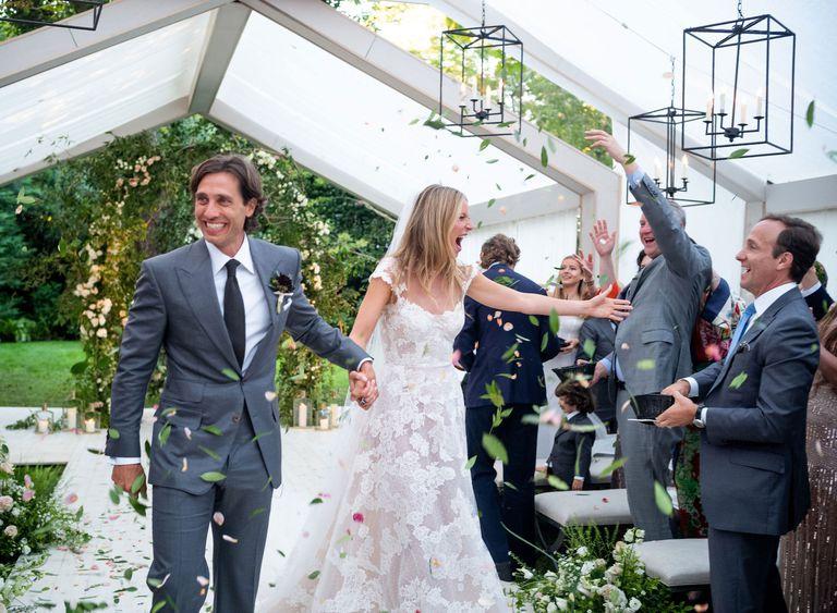 Fakta Tentang Gaun Pernikahan Gwyneth Paltrow