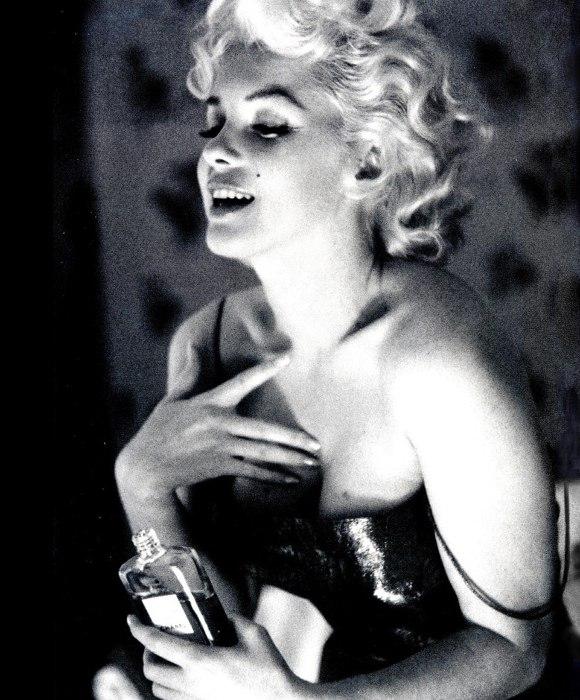 Kedekatan Marilyn Monroe dengan Chanel No. 5