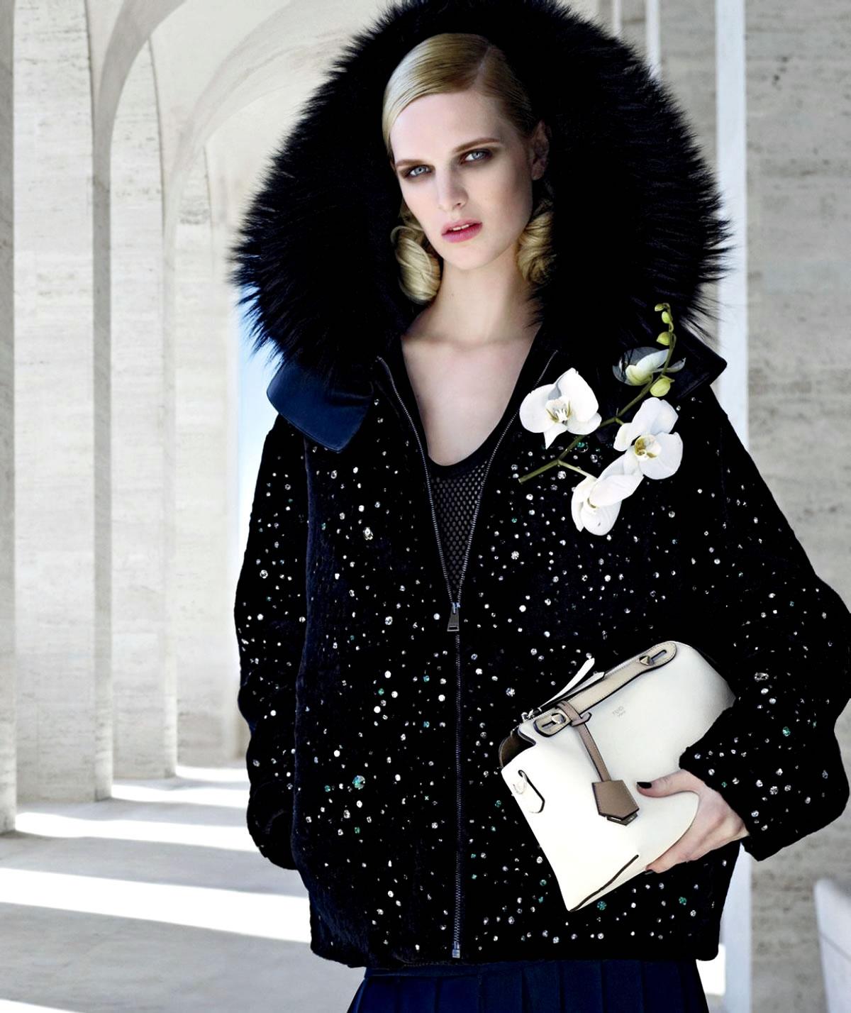 Haute Fourrure: Koleksi Perpaduan Couture dan Fur