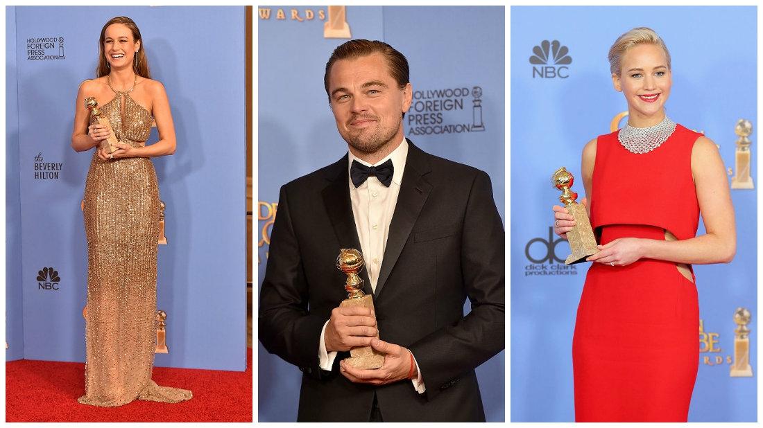 Daftar Lengkap Pemenang Golden Globes 2016