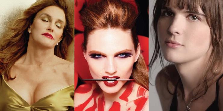 3 Sosok Transgender Yang Menjadi Icon Kosmetik