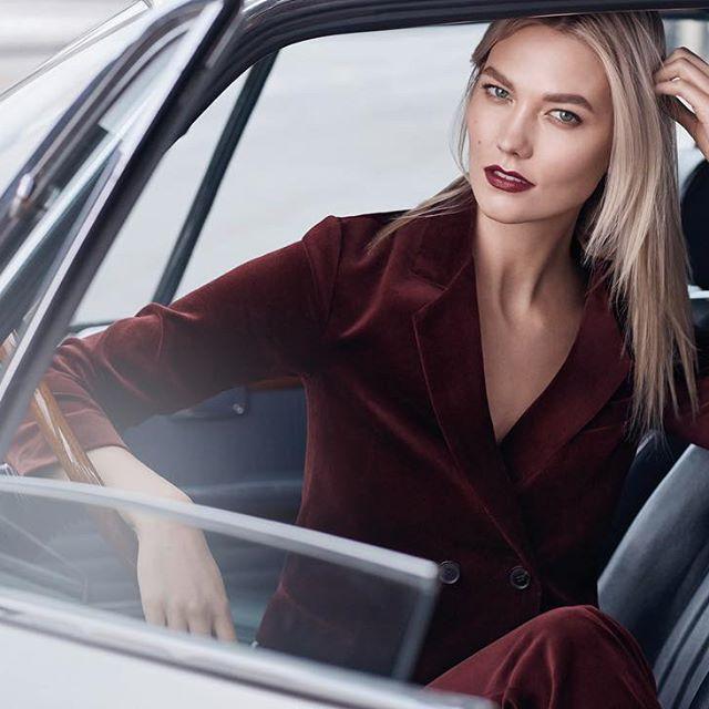 Karlie Kloss Menjadi Brand Ambassador Estée Lauder