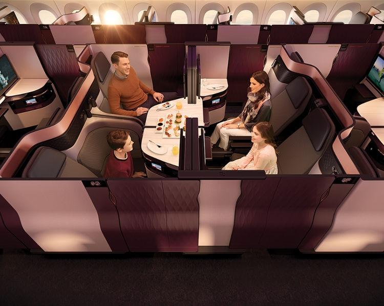Qatar Airways Memperkenalkan Business Class Terbaru