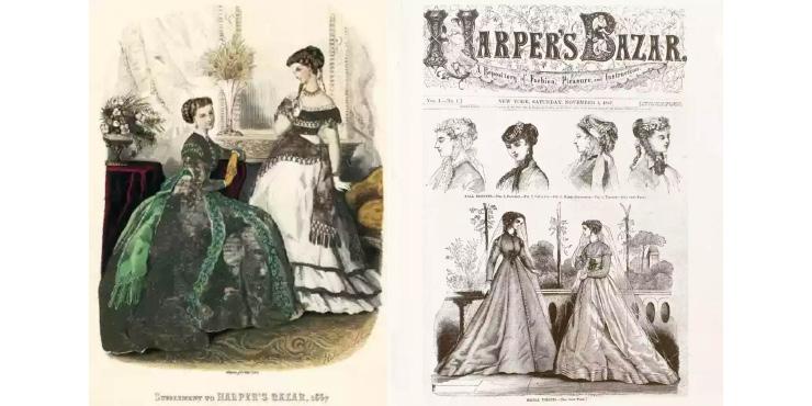 Sejarah 150 Tahun Harper's Bazaar
