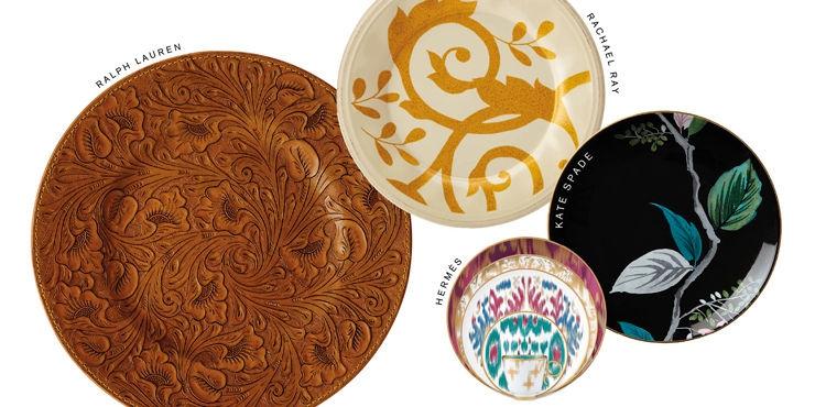 Pilihan Piring Cantik untuk Jamuan Silaturahmi