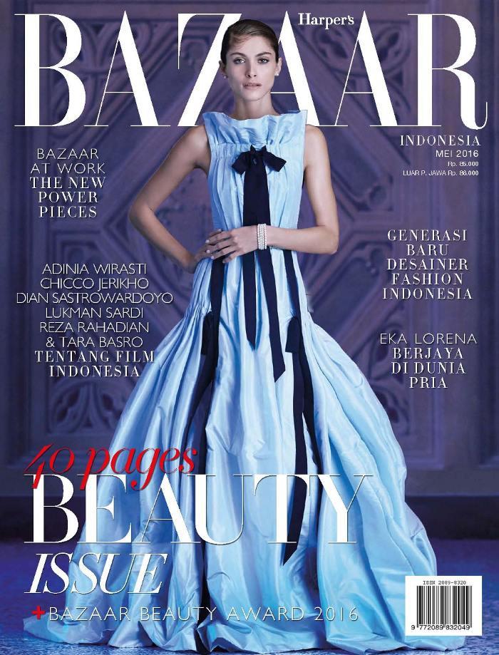 Harper's Bazaar Indonesia edisi Mei 2016