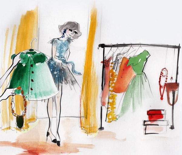 Personal Shopper atau Personal Stylist?