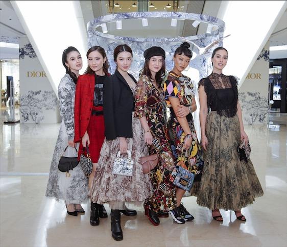 Semarak Pembukaan Pop-Up Store Dior di Plaza Indonesia