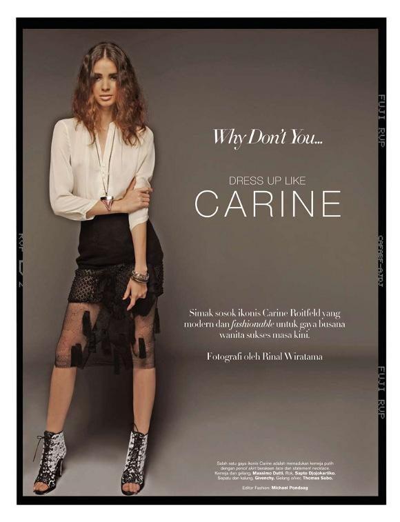 Dress Up Like Carine