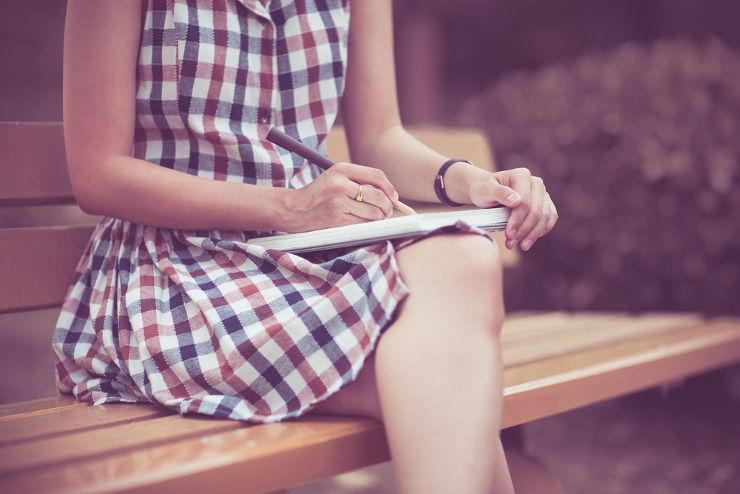 5 Manfaat Menulis Catatan Harian