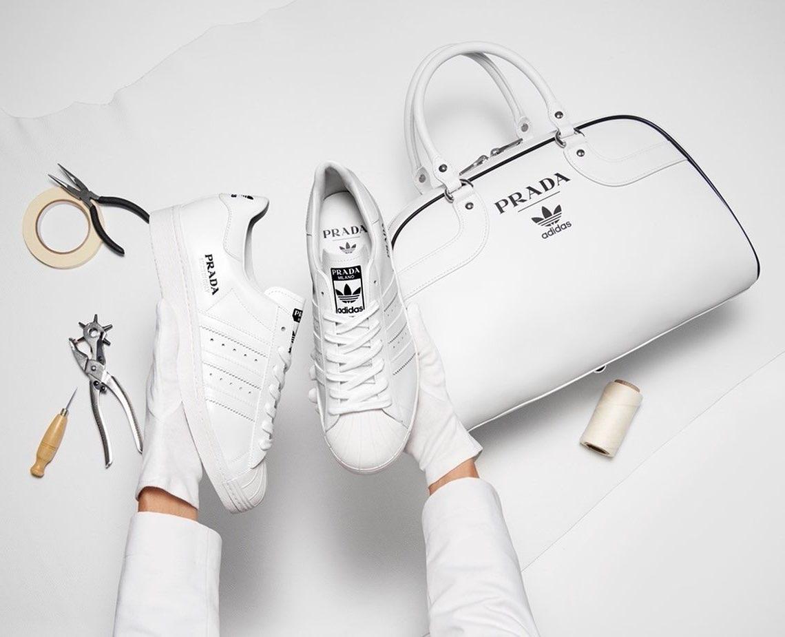 Kolaborasi Teranyar: Adidas x Prada