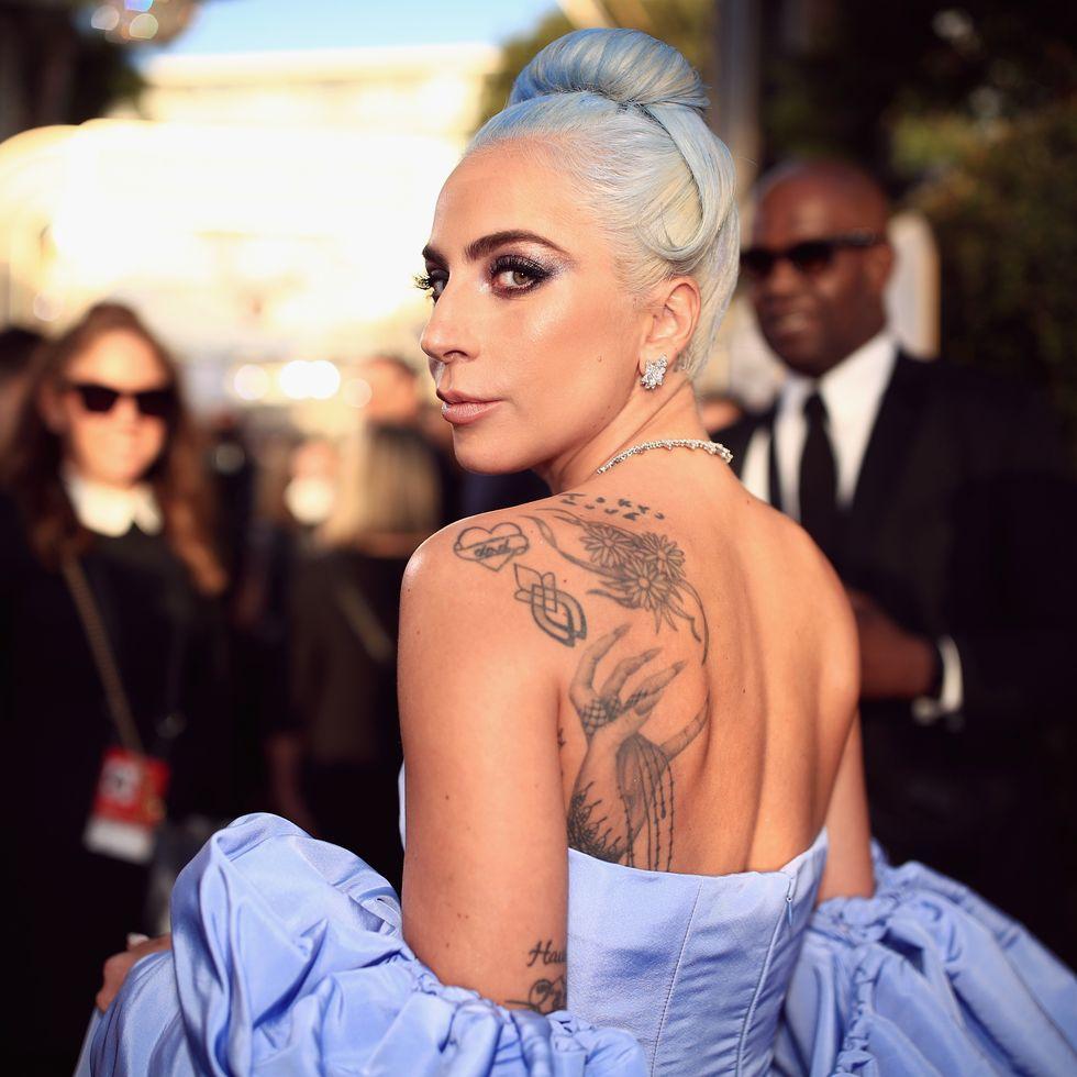 Lady Gaga Bercerita Tentang Trauma dan Pelecehan Seksual