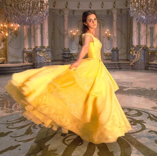 5 Fakta Seputar Kostum Belle di Beauty & The Beast