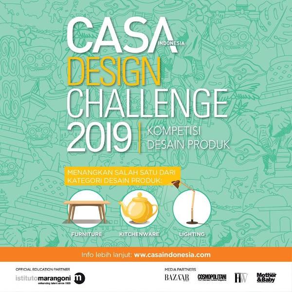 CASA DESIGN CHALLENGE 2019