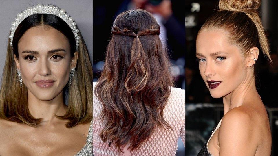 10 Inspirasi Gaya Rambut Simpel untuk Hari Raya Idulfitri