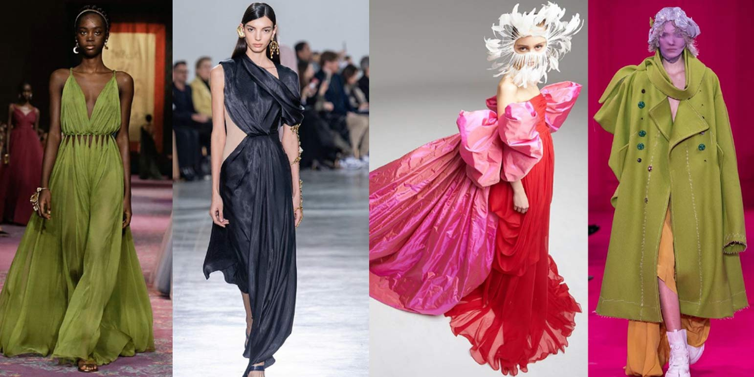 Simak Koleksi Terbaik Couture Week Spring 2020