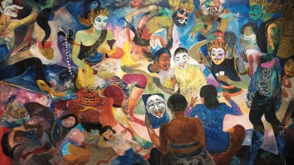 Ciputra Artpreneur Merayakan 100 Tahun Hendra Gunawan