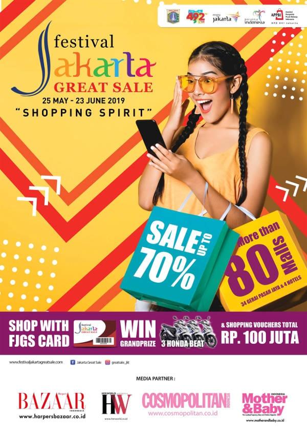 Festival Jakarta Great Sale 2019