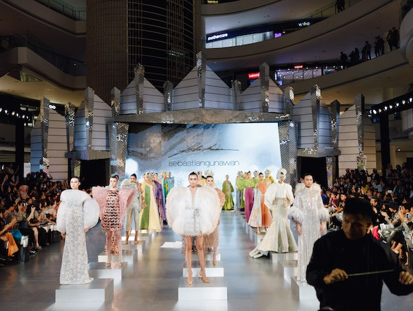 Fashion Nation XIV Edition Menampilkan Sebastian Gunawan
