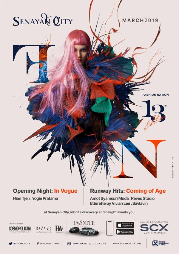 Fashion Nation 13th Edition