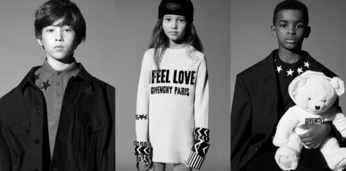 Koleksi Busana Anak Perdana dari Givenchy
