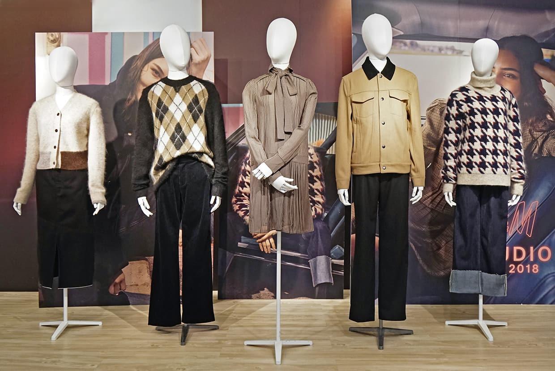 Koleksi Autumn Winter 2018 dari H&M Studio