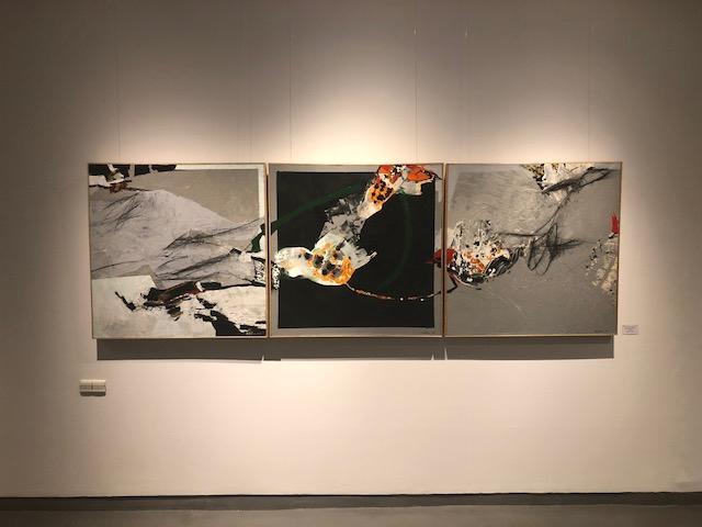 Kehadiran Seniman NU-Abstract di Edwin's Gallery