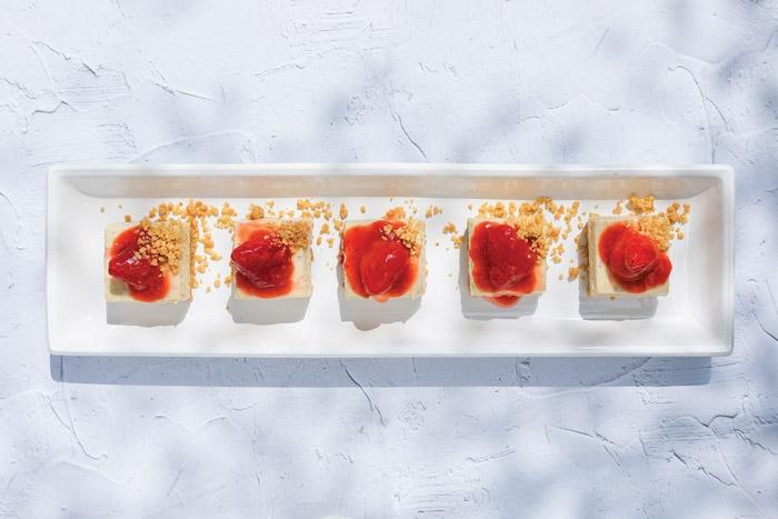 Coba Resep Dessert Mudah dari Chef Charins Chang