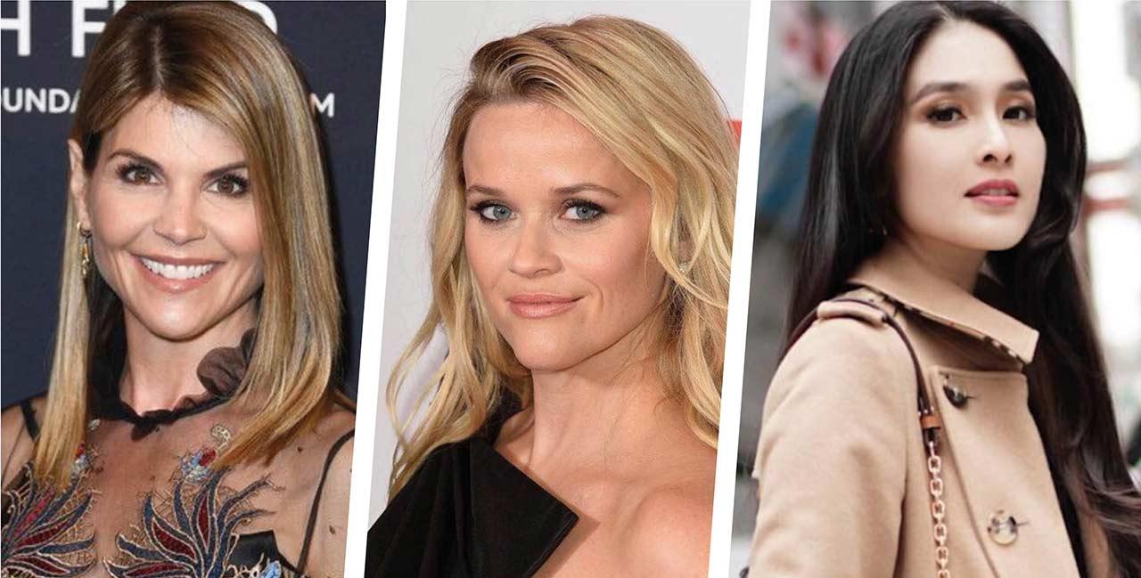 10 Aktris Hollywood dan Indonesia Ramaikan #10YearsChallenge