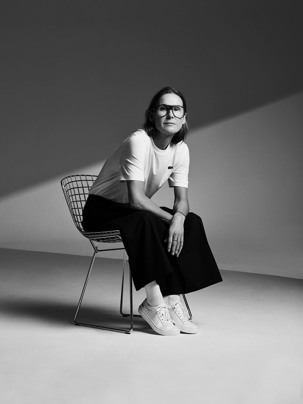 Louise Trotter: Sosok Baru Creative Director Lacoste