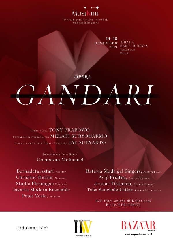 Musikini Opera Gandari