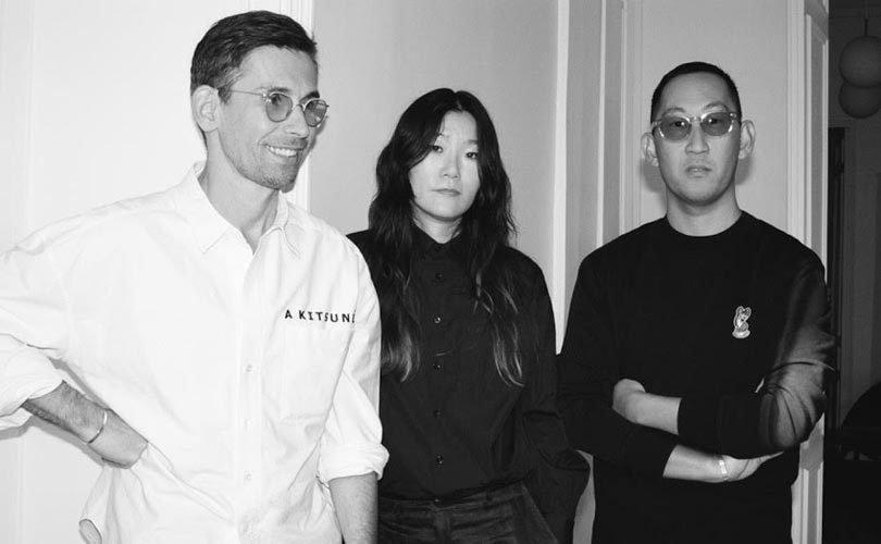 Yuni Ahn Menjadi Direktur Kreatif Maison Kitsuné