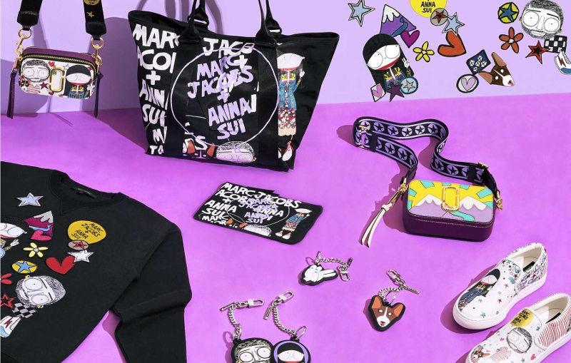 Kolaborasi Dua Desainer Fashion: Marc Jacobs & Anna Sui
