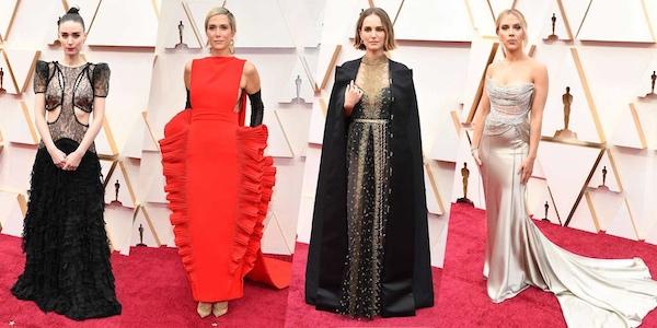 Gaun Terbaik dari Karpet Merah Oscar 2020 Versi Bazaar!