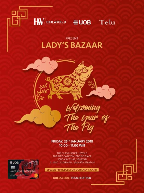 Lady's Bazaar 2019