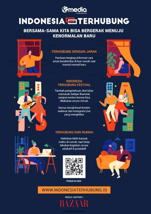 Indonesia Terhubung