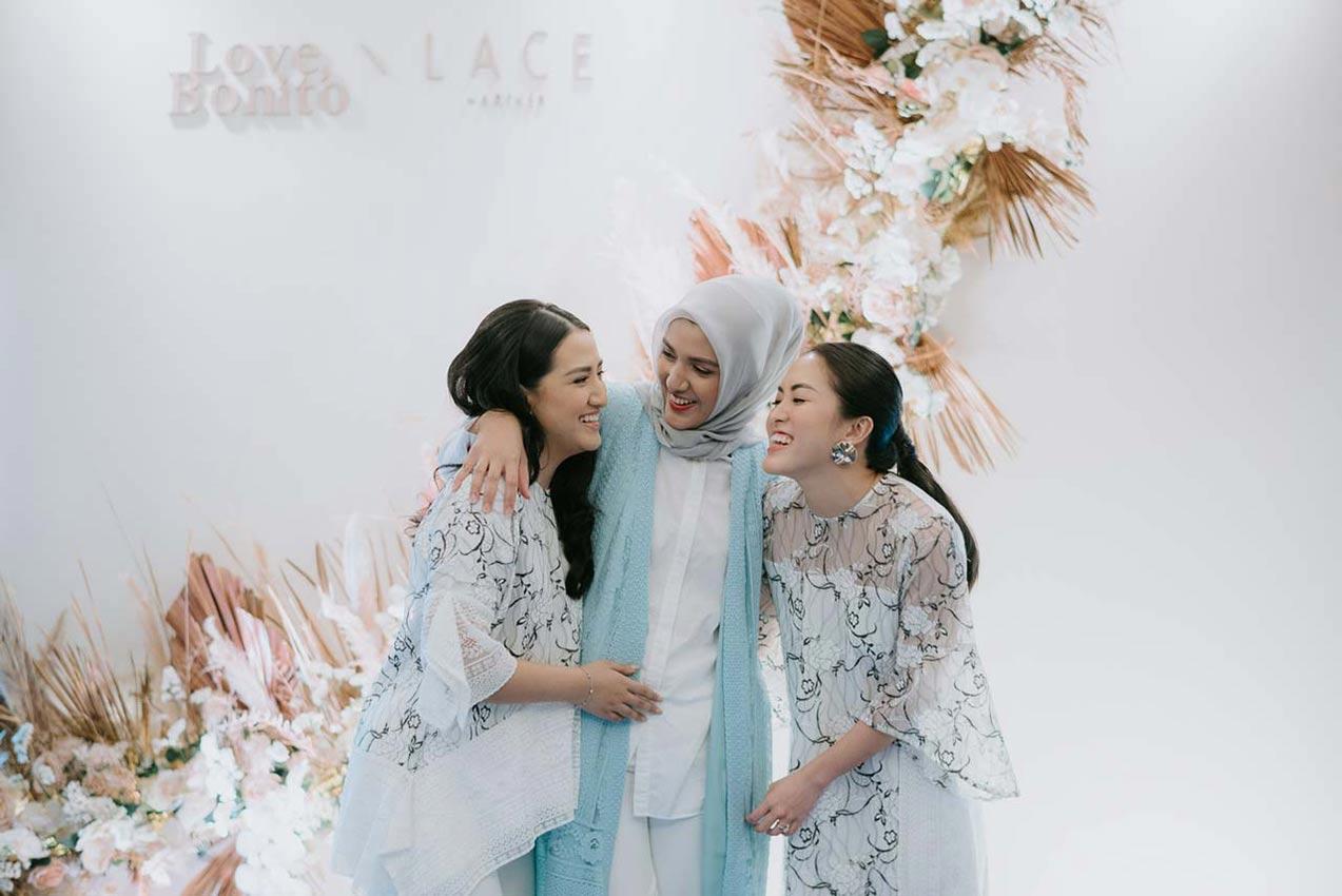 Pilihan Busana dari Label Lokal untuk Rayakan Idul Fitri