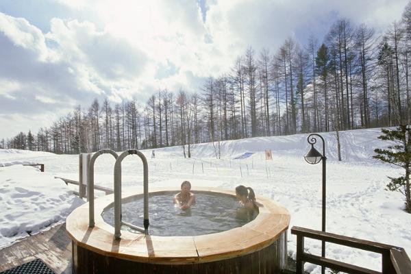 Wisata Salju Terlembut di Dunia yang Bisa Dicoba Tahun Ini