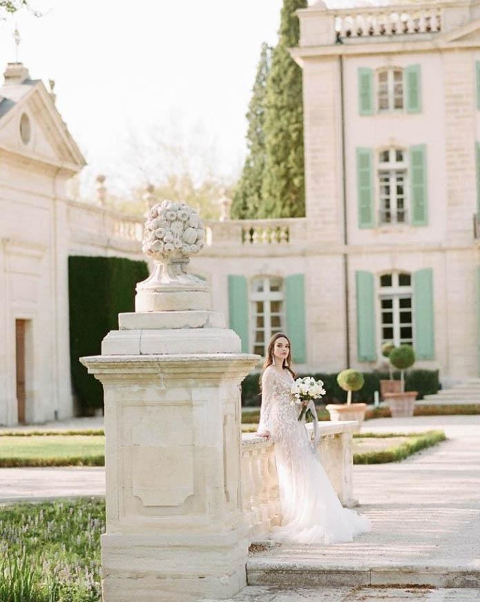 10 Fakta Tempat Pernikahan Joe Jonas, Chateau de Tourreau