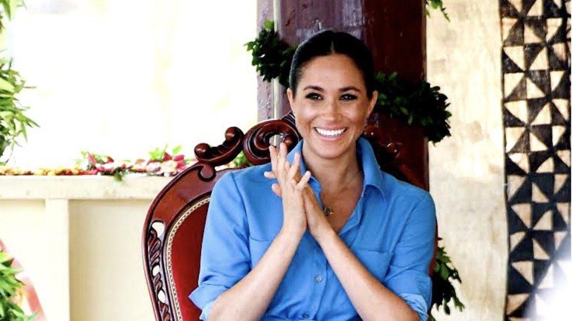 Ucapan HUT Meghan Markle dari Pangeran William dan Kate