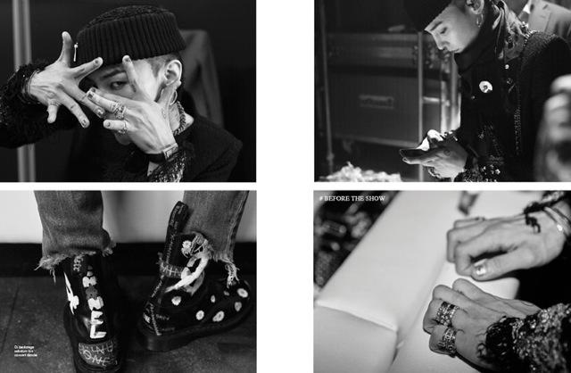 G-Dragon Sang Fashion Icon