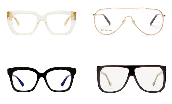 Pilihan Kacamata Bening Stylish Untuk Melindungi Diri