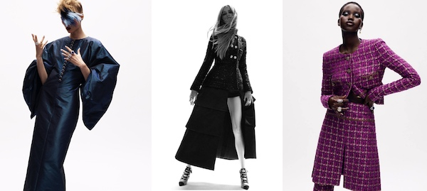 Proyeksi Punk Princess di Koleksi Chanel Couture Fall 2020