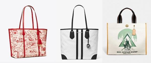 Ide Tas Model Tote Bag yang Artistik untuk ke Kantor