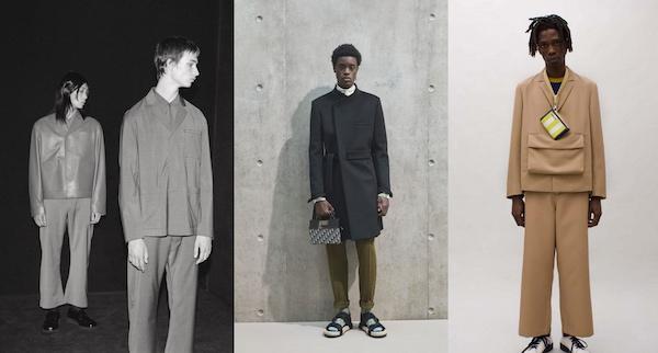 Para Pria, Inilah Tren Jaket dari Men's Fashion Week!