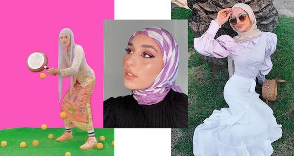 Rekomendasi Scarf Desainer untuk Dikenakan Sebagai Hijab